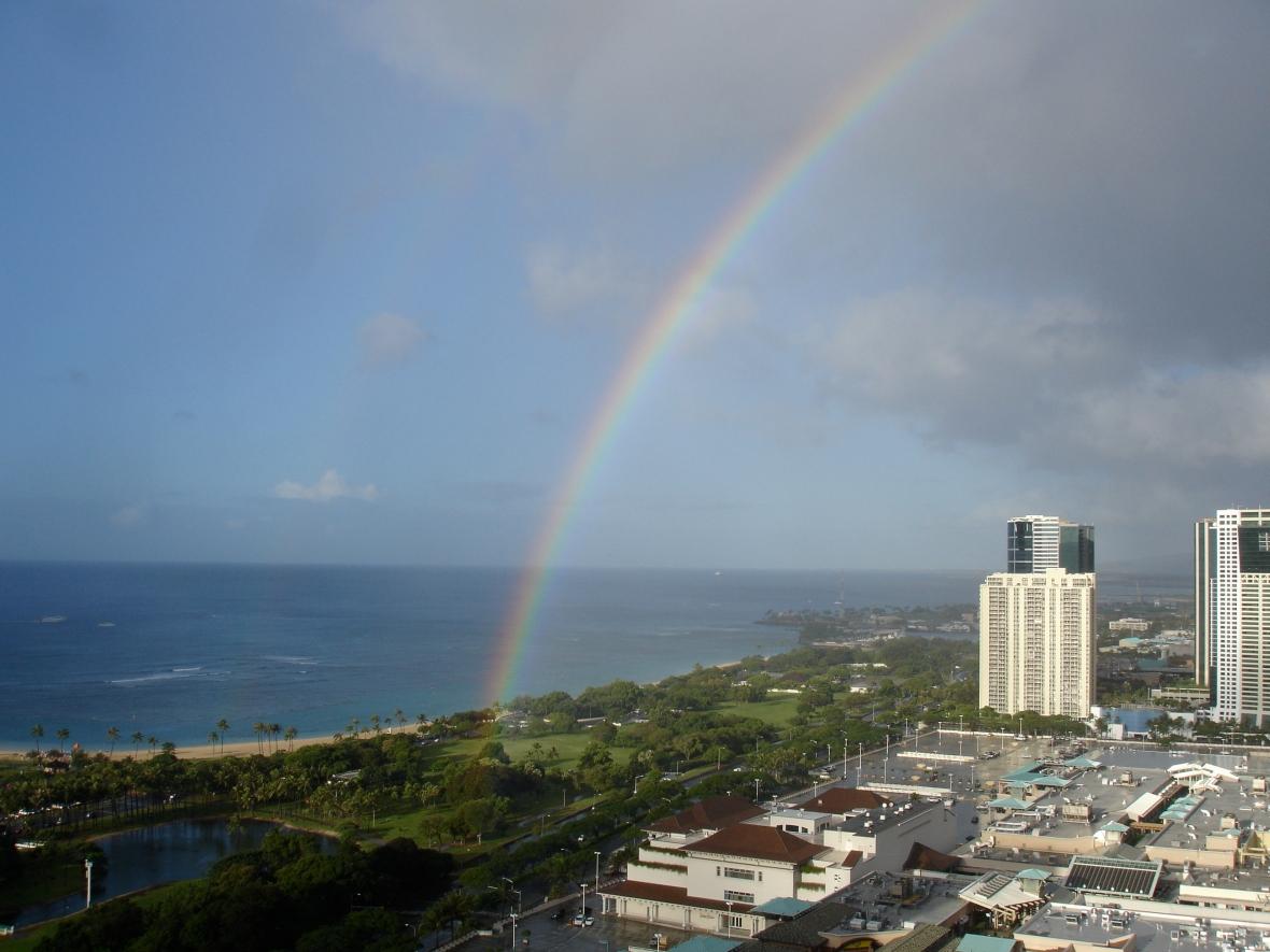 Honolulu Skylines