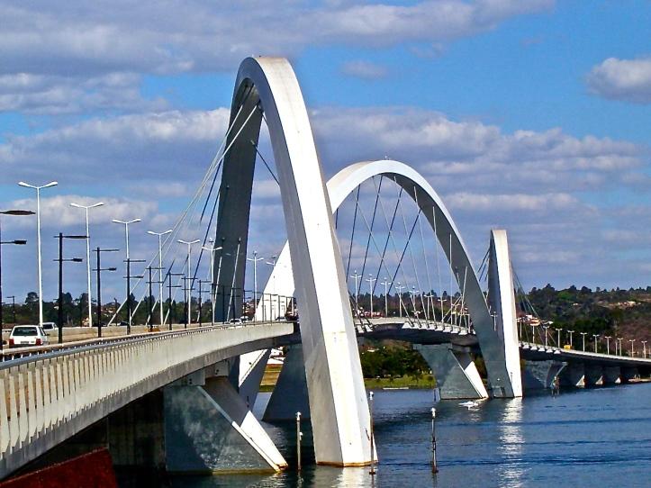A Bridge In Brazil