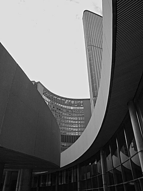 City Hall Curves