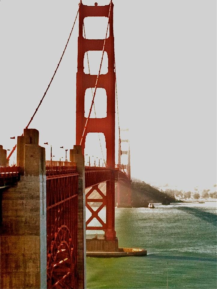 Golden Gate Orange