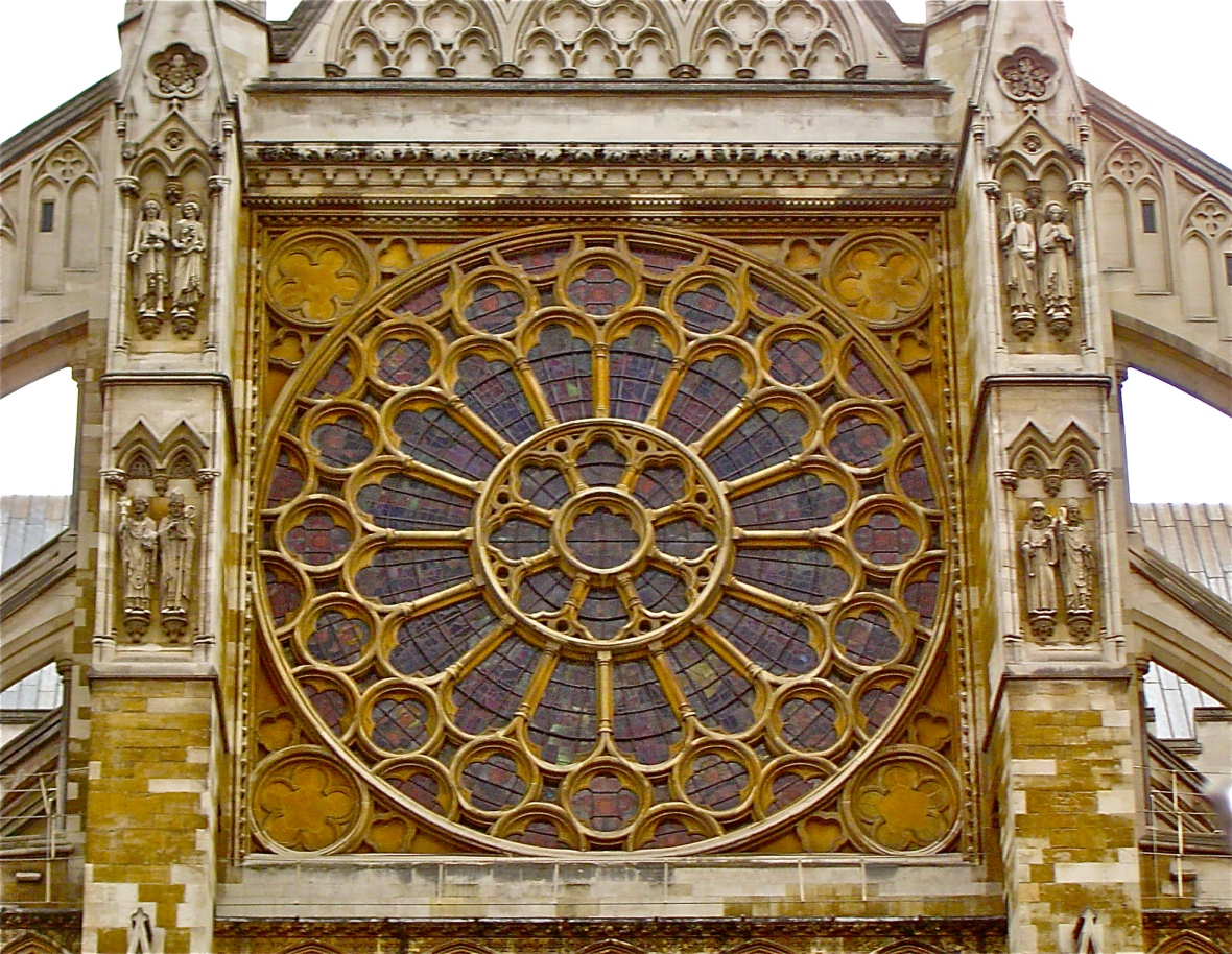 Westminster Rose Window