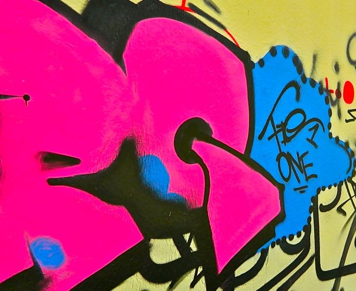 Athenian Graffitti Wall