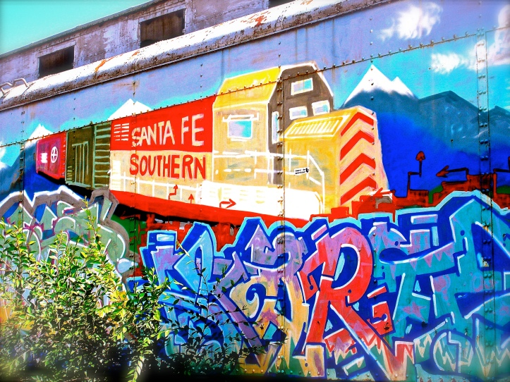 Graffiti Train 2