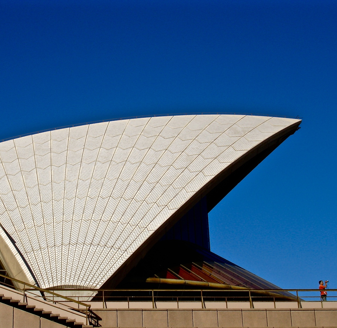Opera House Side peak