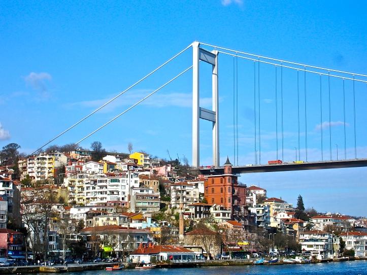 Sultan Mehmet Bridge