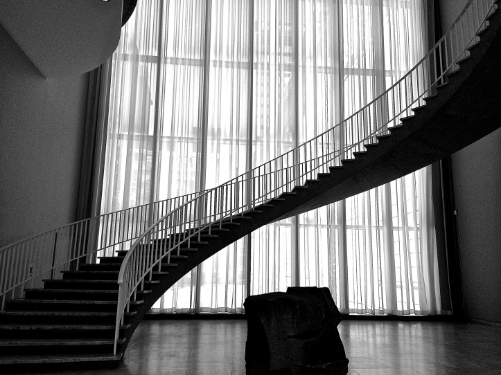 Chc Art Institute Stairs Curves