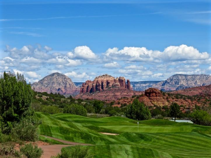 Sedona Golf 13
