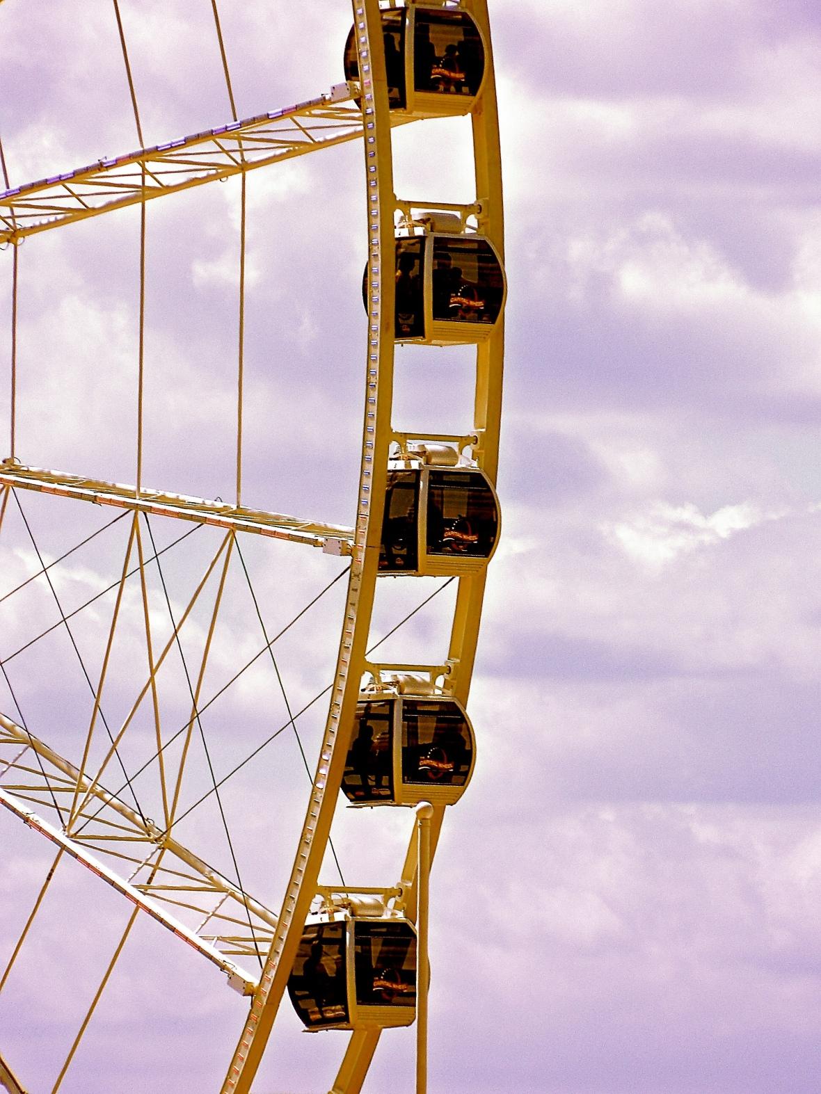 Capital Wheel Pods
