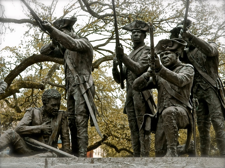 Haitian Soldiers Monument 5